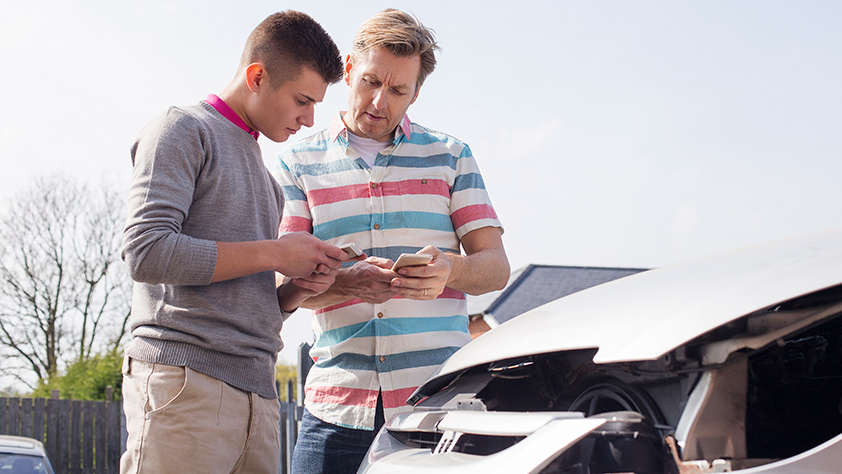 auto accident coverage