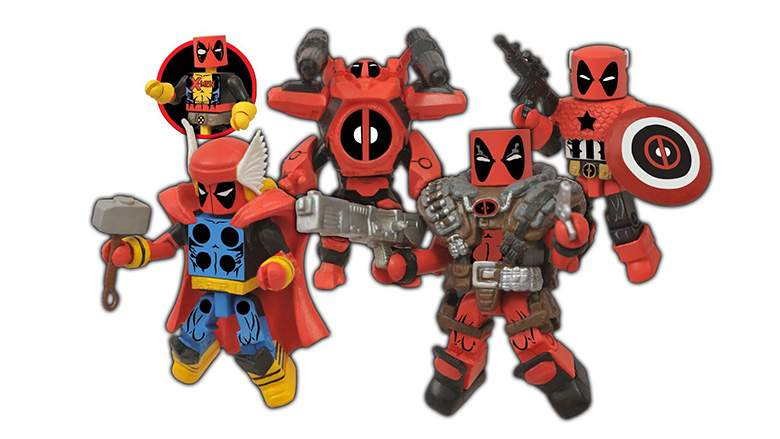 deadpool toy